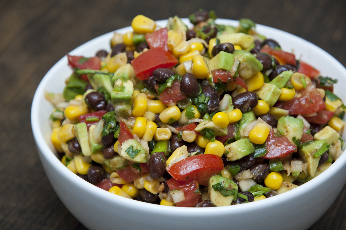 Black Bean Salad Recipes Healthy  Healthy Bean Salad Amp Fitness Personal Training