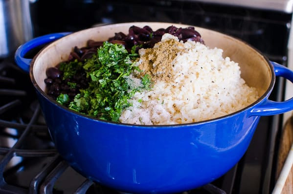 Black Beans And Brown Rice Healthy  Black Beans and Brown Rice with Cauliflower iFOODreal