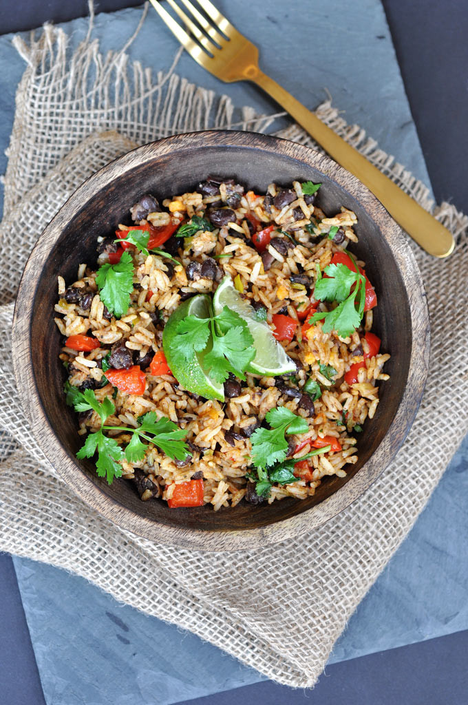 Black Beans And Brown Rice Healthy  black beans and brown rice benefits