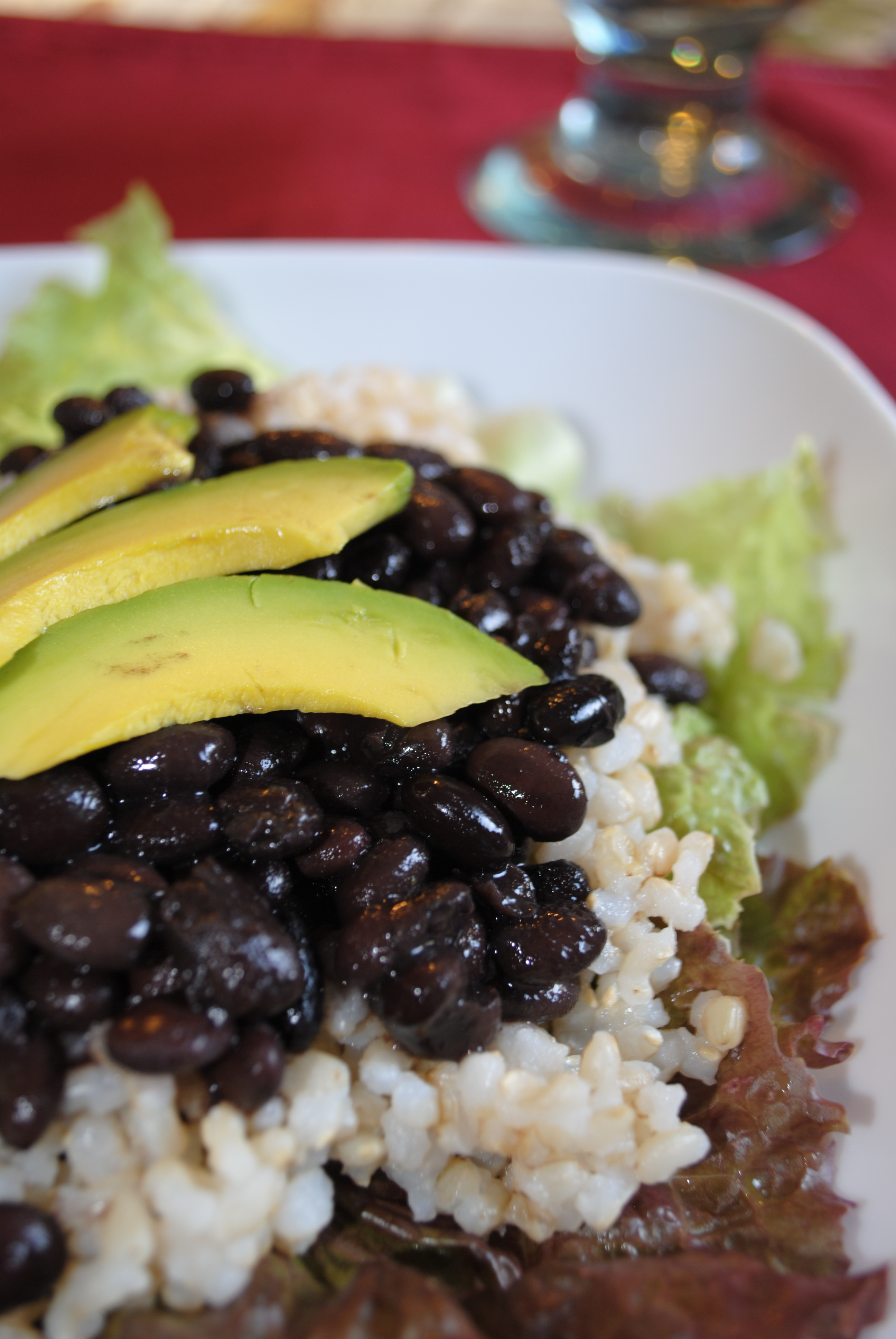 Black Beans And Brown Rice Healthy  Black Beans And Brown Rice Healthy