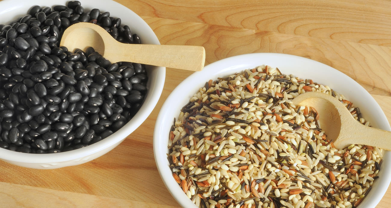 Black Beans And Brown Rice Healthy  Black Beans and Brown Rice Good For Heart Health