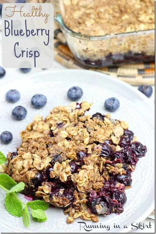 Blueberry Dessert Healthy  25 best ideas about Healthy blueberry cobbler on