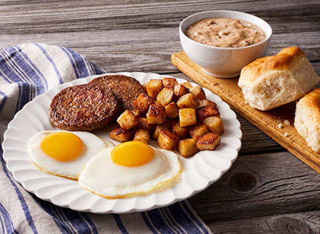 Bob Evans Healthy Breakfast  Restaurants