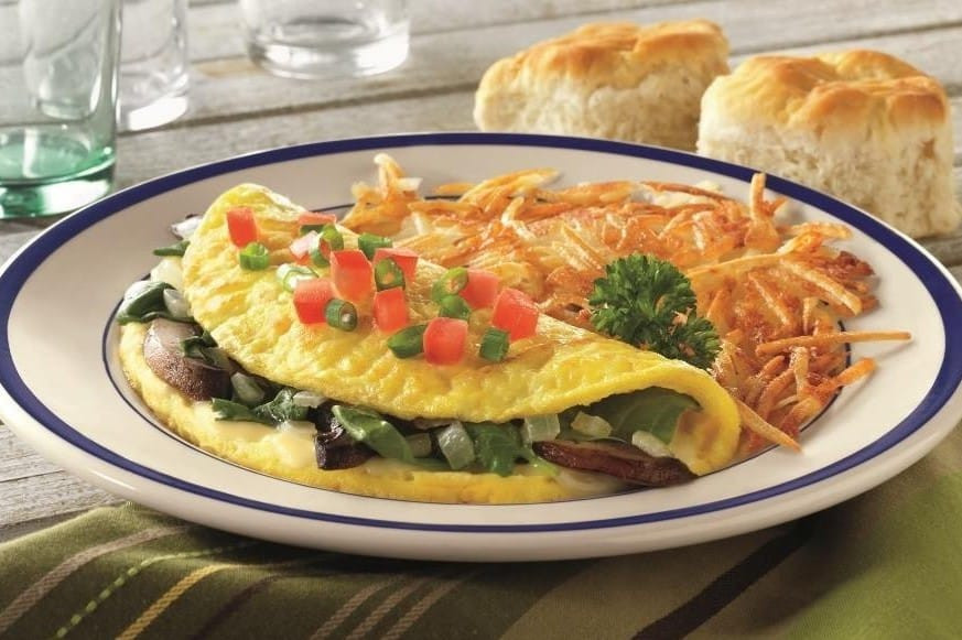 Bob Evans Healthy Breakfast  BOGO breakfast entrees at Bob Evans Living The Cheap