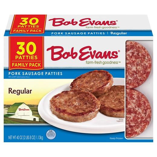 Bob Evans Healthy Breakfast  Bob Evans Sausage 40 oz Tar