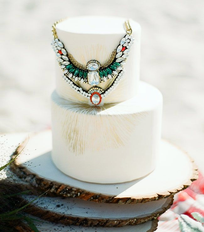 Bohemian Wedding Cakes  32 Amazing Boho Chic Wedding Cakes
