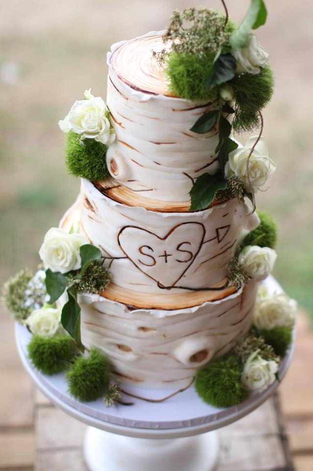 Bohemian Wedding Cakes  Top 5 Styles Wedding Cakes — the bohemian wedding
