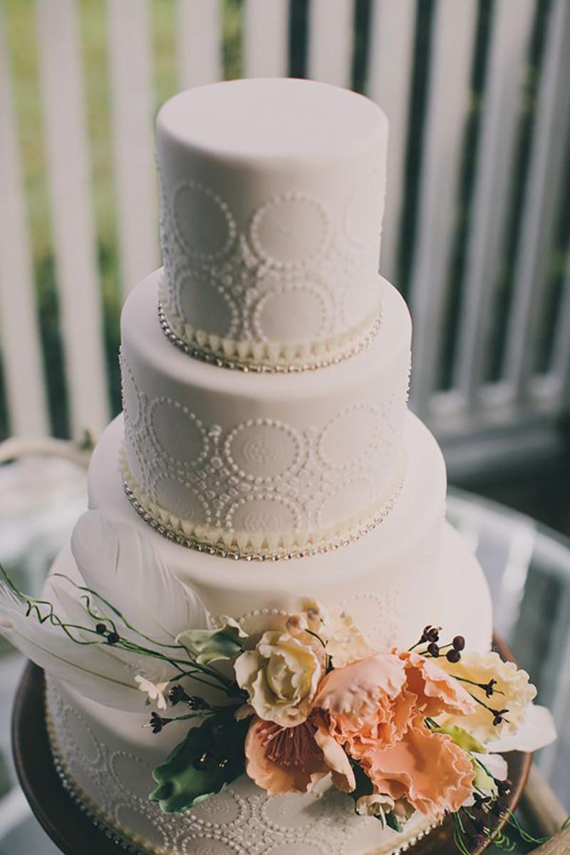 Bohemian Wedding Cakes  10 Boho Wedding Cakes