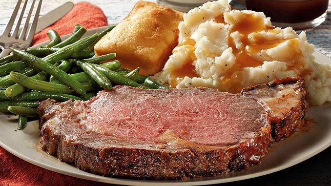 Boston Market Easter Dinner 2019  Boston Market Introduces New Rotisserie Prime Rib Chew Boom