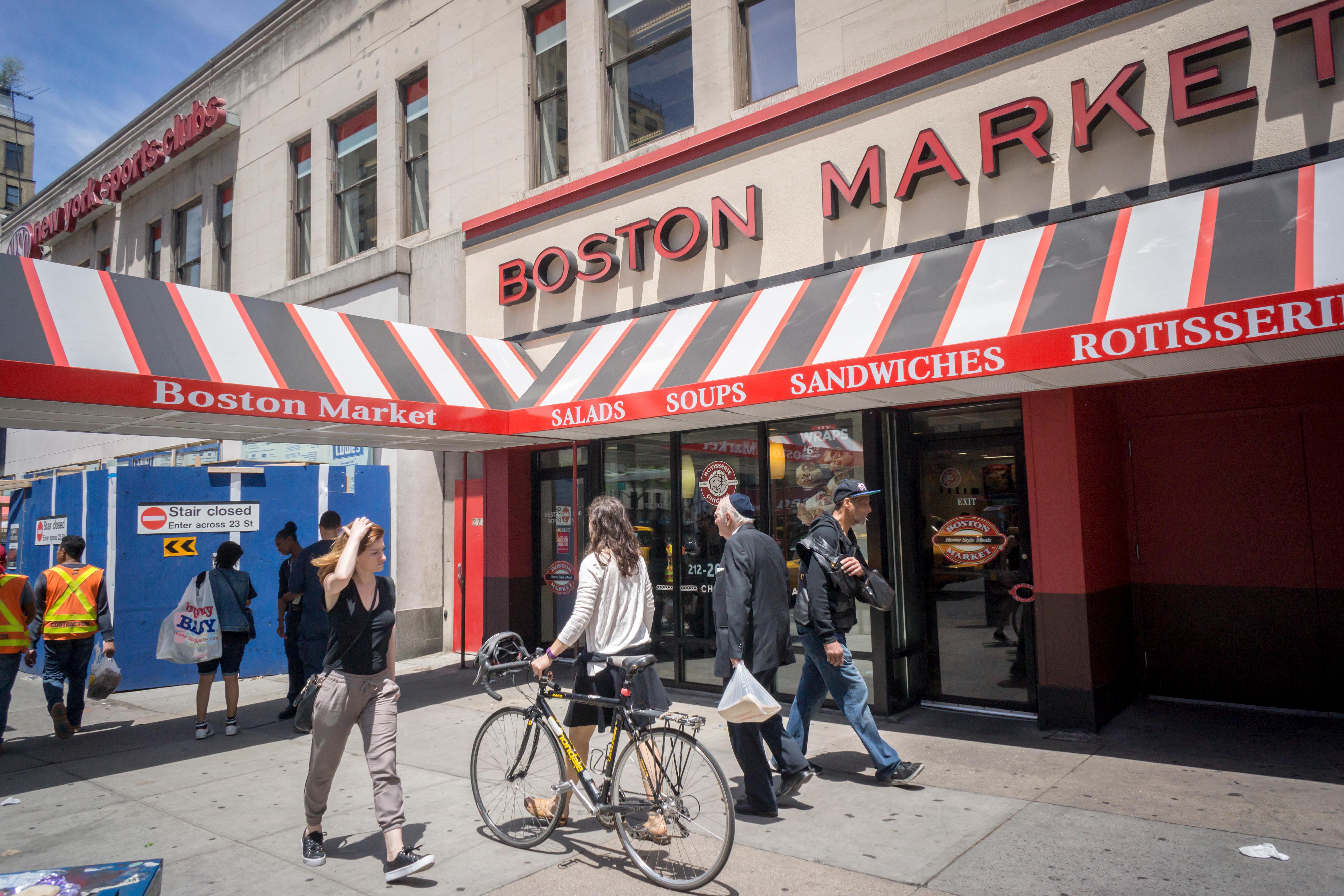 Boston Market Easter Dinner  Restaurants Open on Easter 2018 With Brunch Dinner Deals