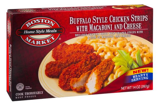 Boston Market Easter Dinner  7 Boston Market Buffalo Style Chicken Strips with