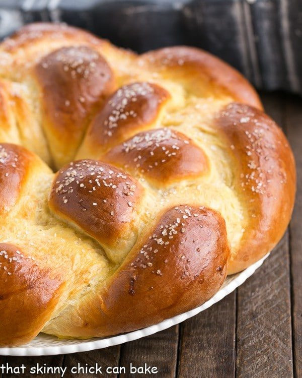 Braided Easter Bread  21 Traditional Easter Bread Recipes