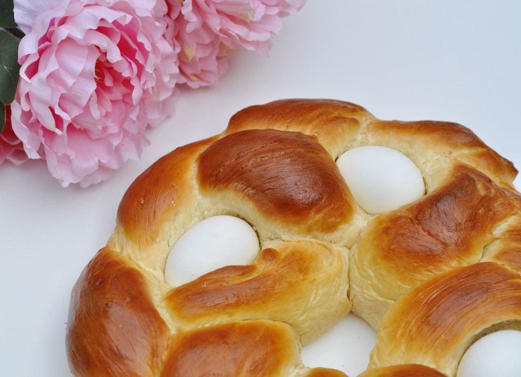 Braided Easter Bread  Braided Easter Bread Make Life Lovely