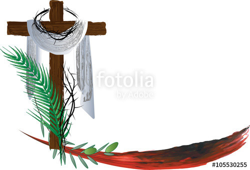 """Bread And Wine Readings For Lent And Easter  """"Eucharist symbols of bread and wine with the symbols of"""