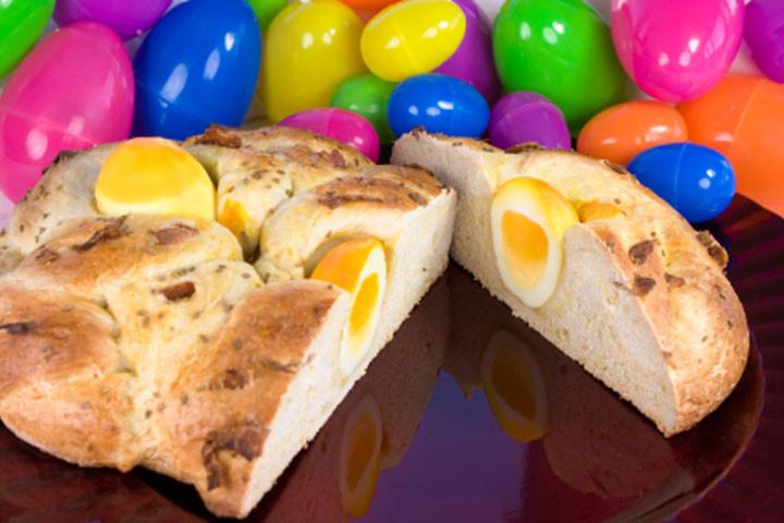Bread Machine Easter Bread  Easter Bread Recipes CDKitchen