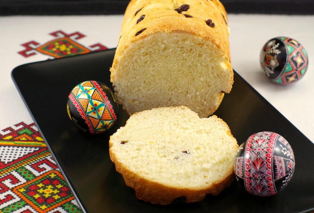 Bread Machine Easter Bread  Bread Maker Babka