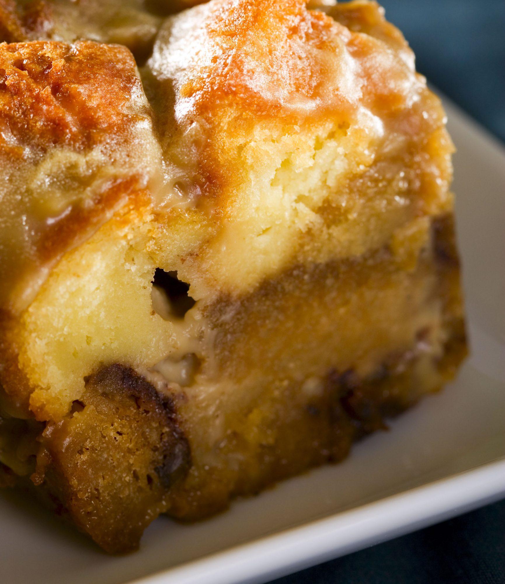 Bread Pudding Healthy  Apple bread pudding