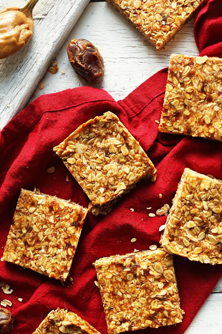 Breakfast Bars Healthy  Top 10 Healthy Breakfast Bars for Delicious Clean Eating