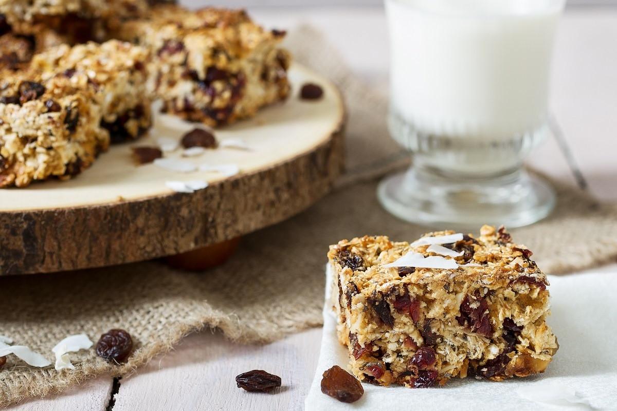 Breakfast Bars Healthy  Healthy Breakfast Bars Recipe