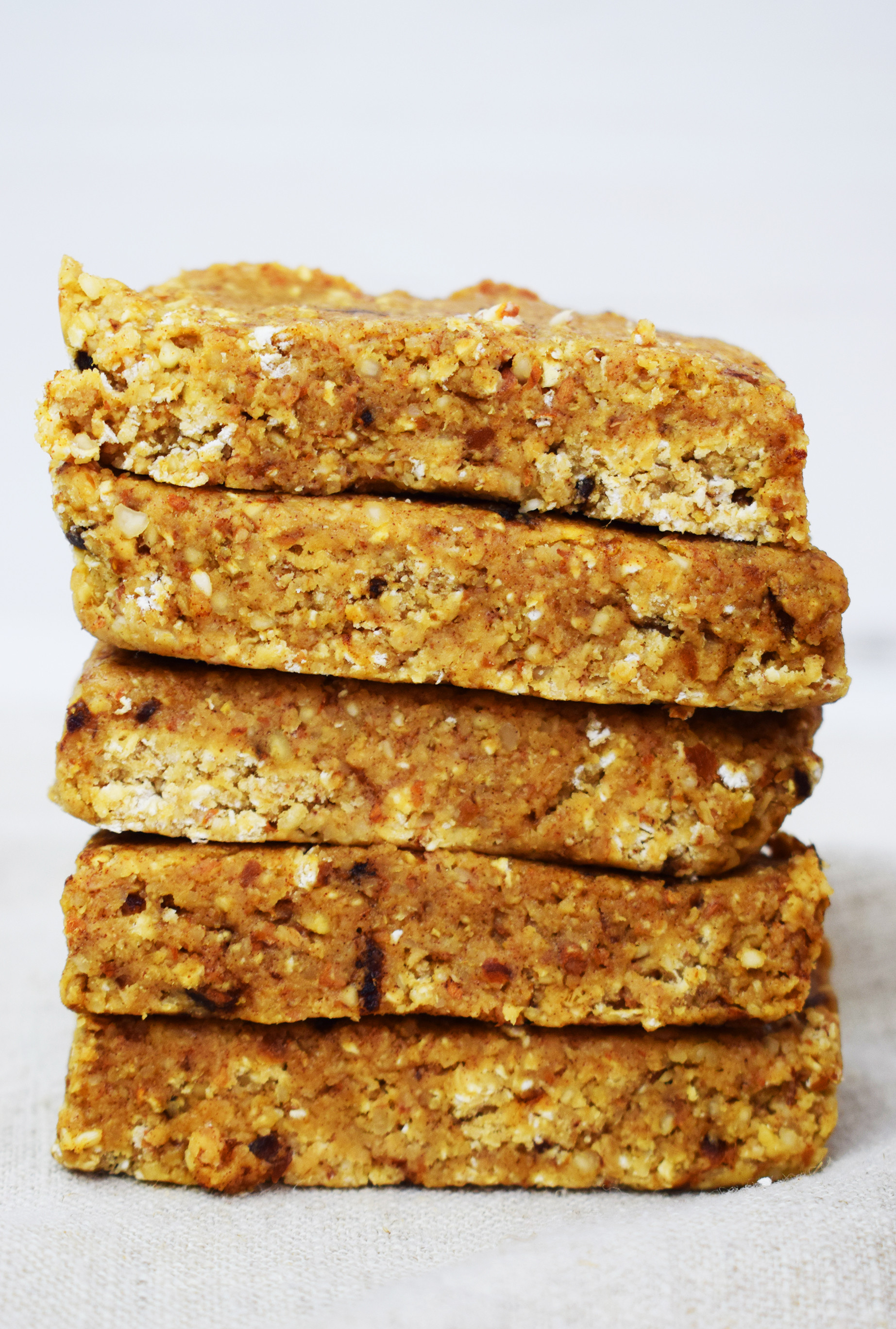 Breakfast Bars Healthy  Healthy No Bake Meal Prep Breakfast Bars Basement Bakehouse