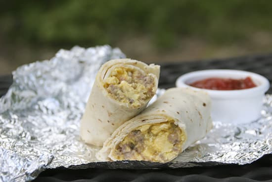 Breakfast Burritos For Camping  How to Make Breakfast Burritos for Camping BettyCrocker