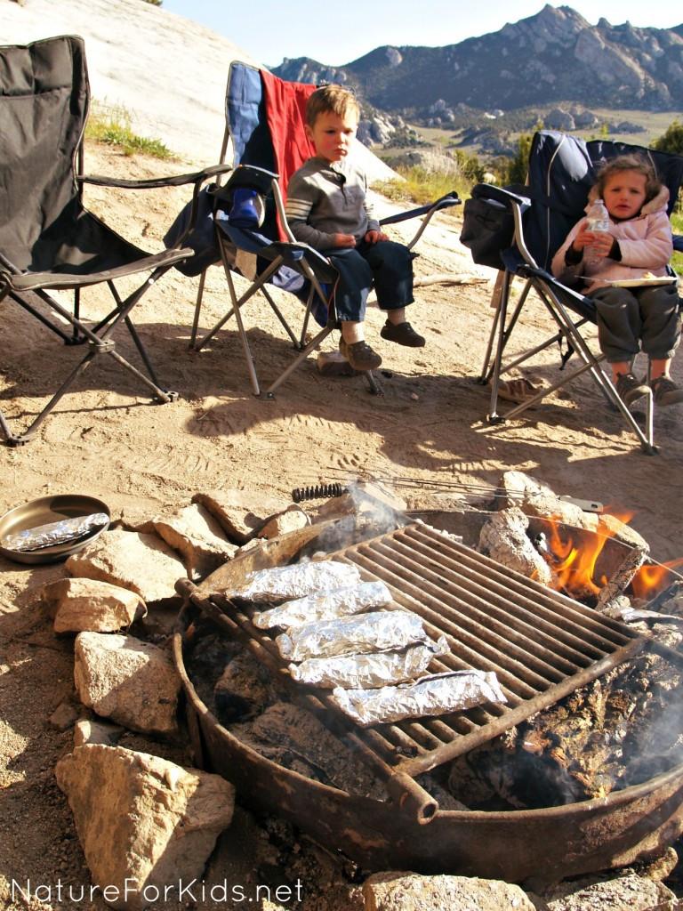 Breakfast Burritos For Camping  Campfire Breakfast Burritos