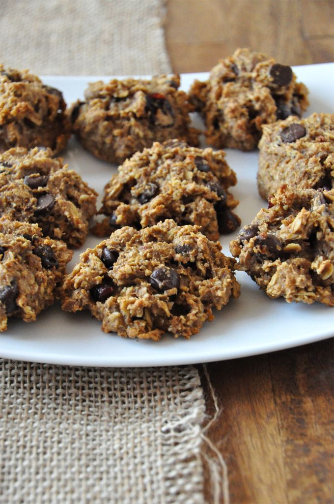 Breakfast Cookie Recipe Healthy  48 best images about School Year Recipes on Pinterest