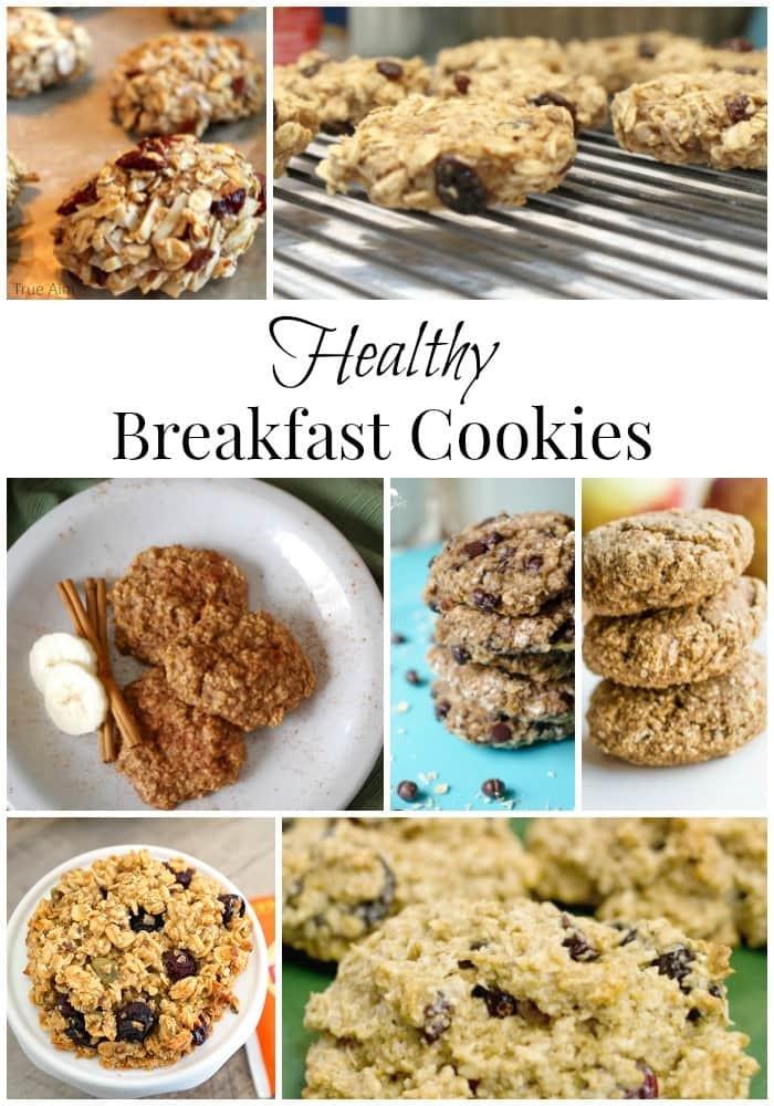 Breakfast Cookie Recipe Healthy  Healthy Breakfast Cookie Recipes