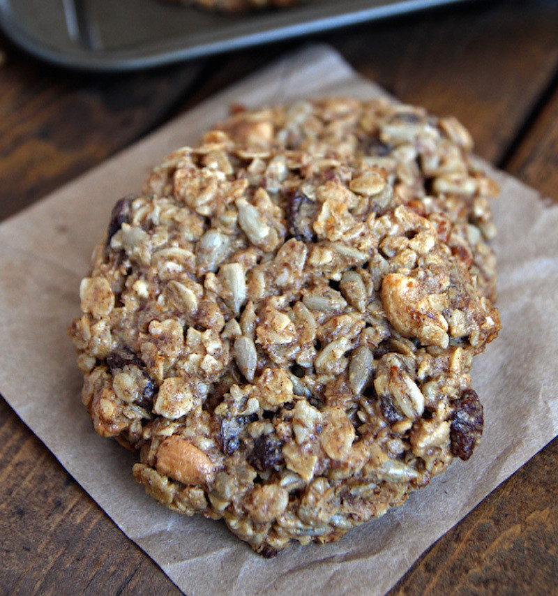 Breakfast Cookies Healthy  easy oatmeal breakfast cookies