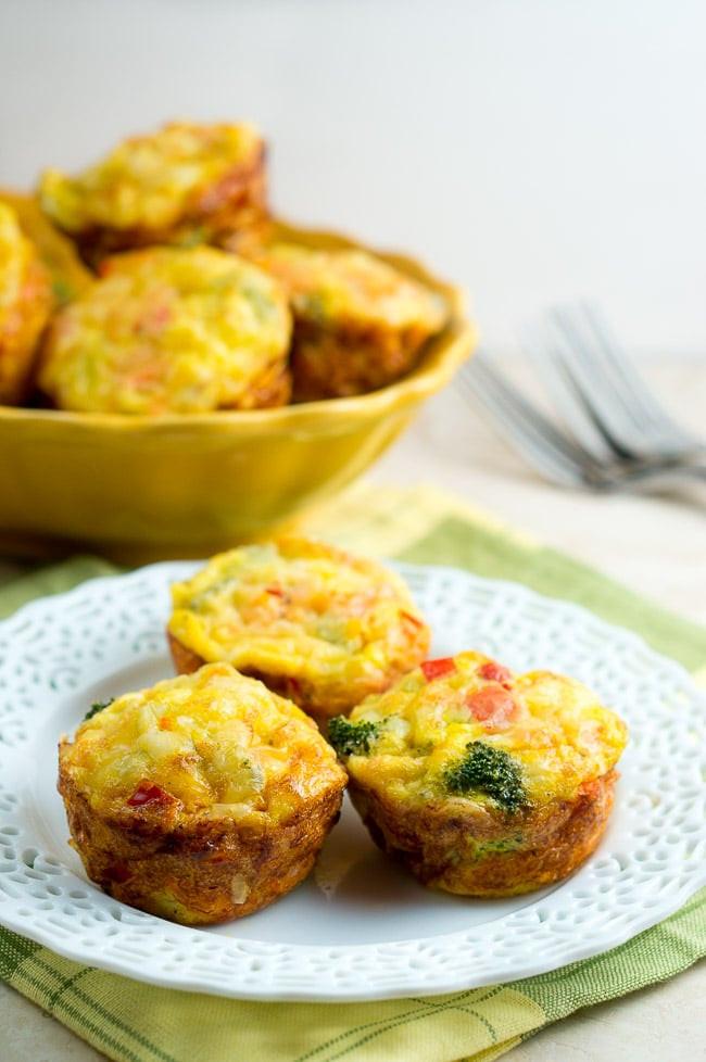 Breakfast Egg Muffins Healthy  Easy Breakfast Egg Muffins