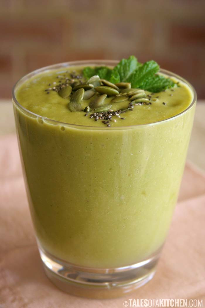 Breakfast Healthy Smoothies  healthy breakfast smoothies