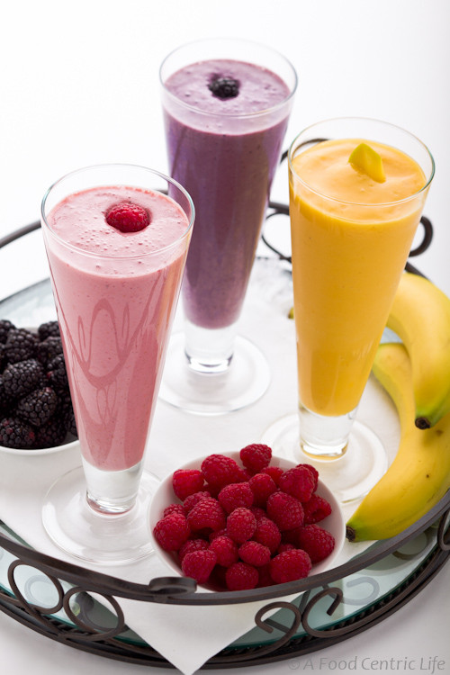 Breakfast Healthy Smoothies  Healthy Smoothie Recipes