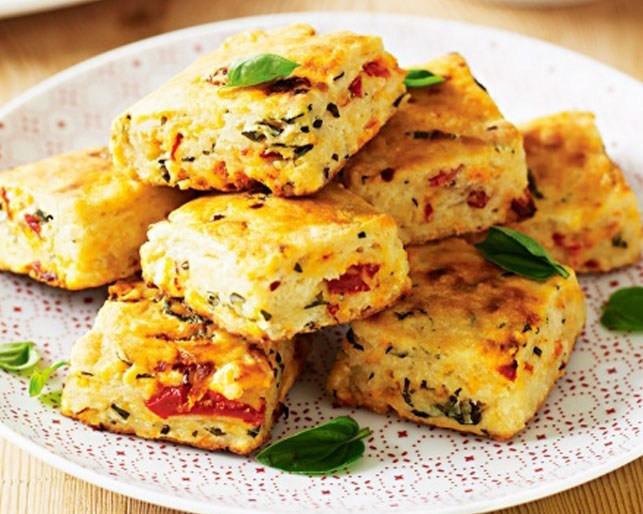 Breakfast Scones Healthy  Italian Breakfast Scones
