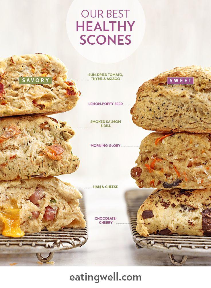 Breakfast Scones Healthy  Best 25 Healthy scones ideas on Pinterest