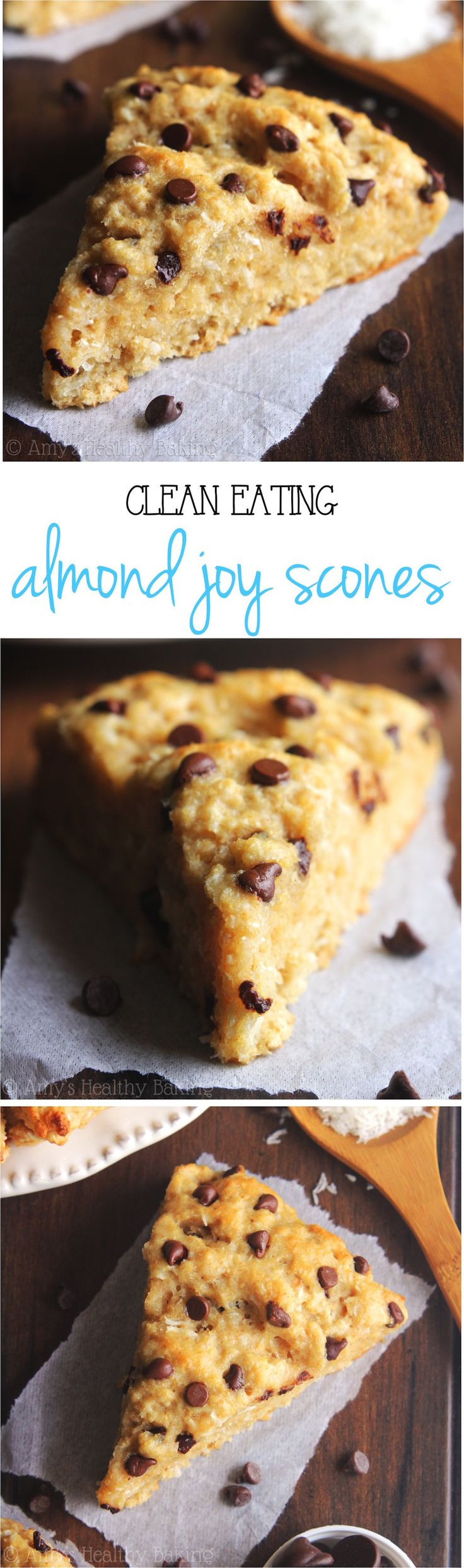 Breakfast Scones Healthy  Easy Healthy Breakfast Ideas Clean Eating Almond Joy