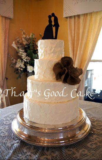 Brookshires Wedding Cakes  That s Good Cake Wedding Cake Brookshire TX WeddingWire