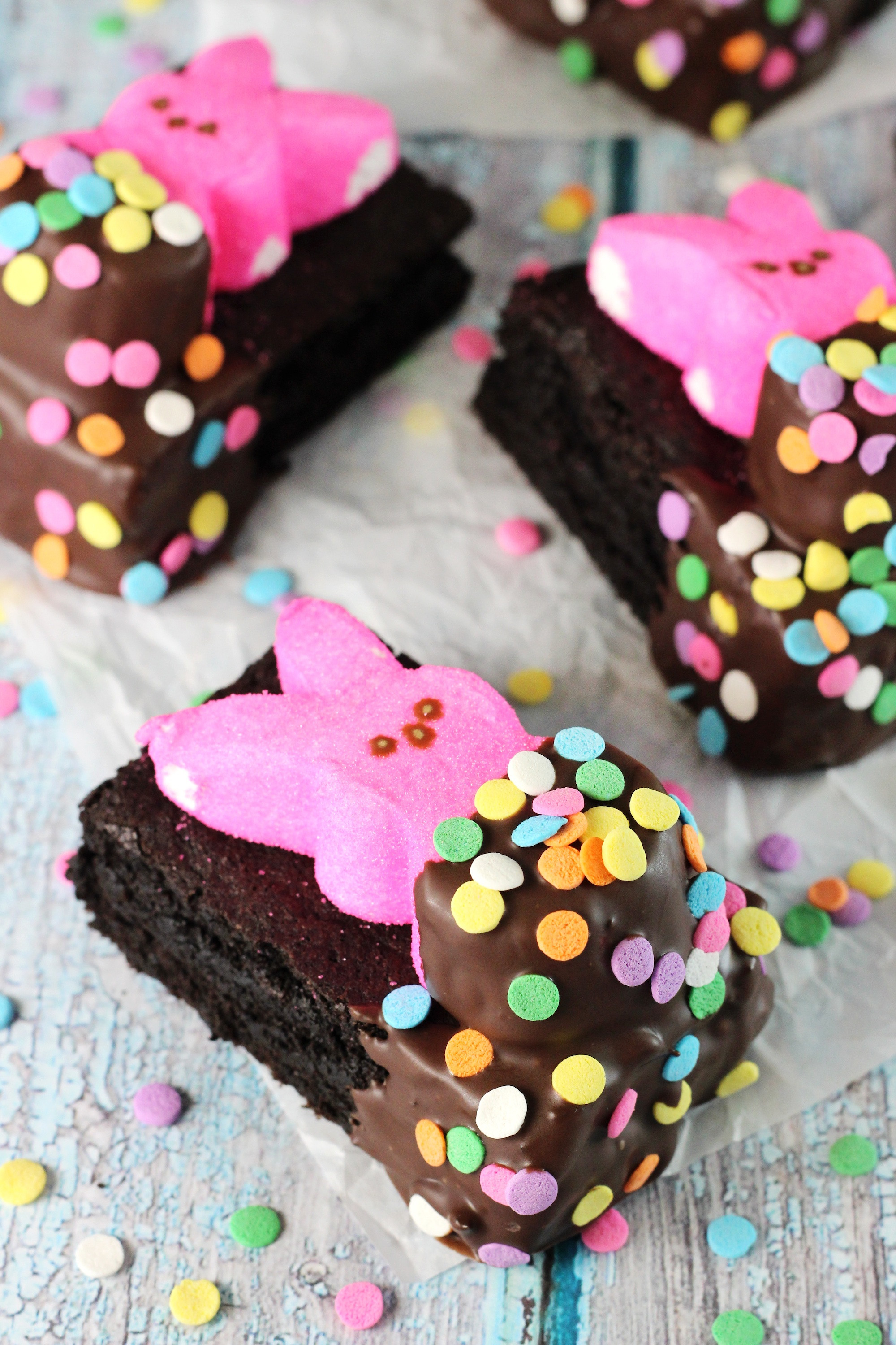 Brownie Easter Desserts  11 Easy Easter Desserts That Are Almost Too Adorable To