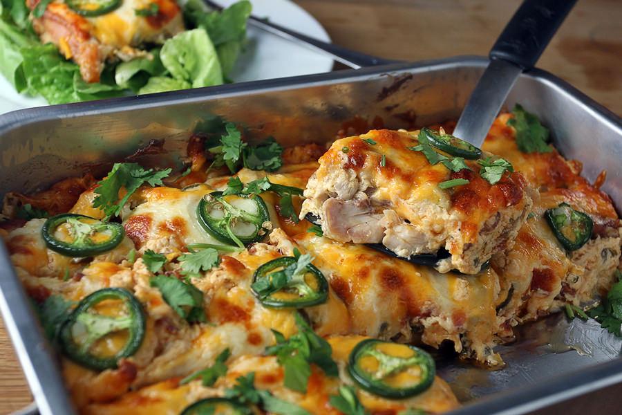 Buffalo Chicken Casserole Healthy  50 Easy Healthy Casserole Recipes – Healthy Dinner