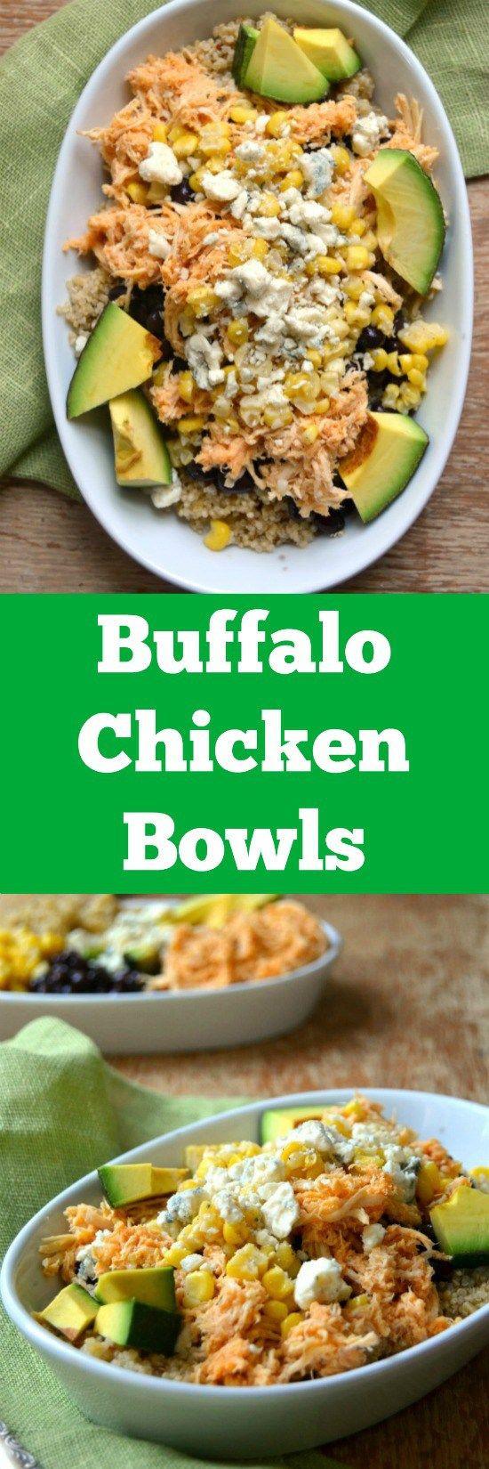 Buffalo Chicken Recipes Healthy  Best 25 Healthy Buffalo Chicken ideas on Pinterest