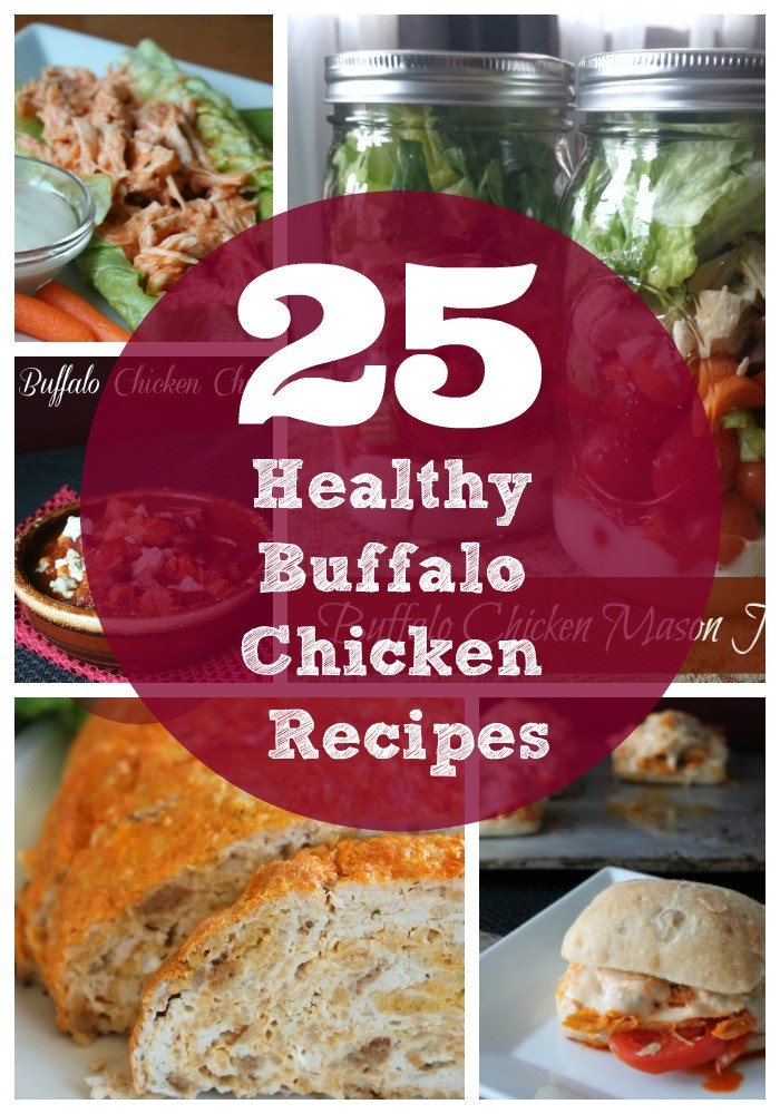 Buffalo Chicken Recipes Healthy  Healthy Buffalo Chicken Recipes