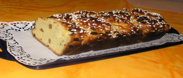 Bulgarian Easter Bread  Kozunak Recipe How to make Bulgarian sweet bread for