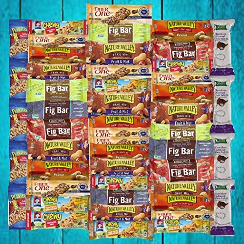 Bulk Healthy Snacks  Variety Bulk Snacks Amazon