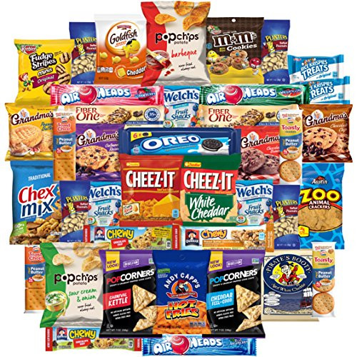 Bulk Healthy Snacks  Bulk Snack Foods Amazon