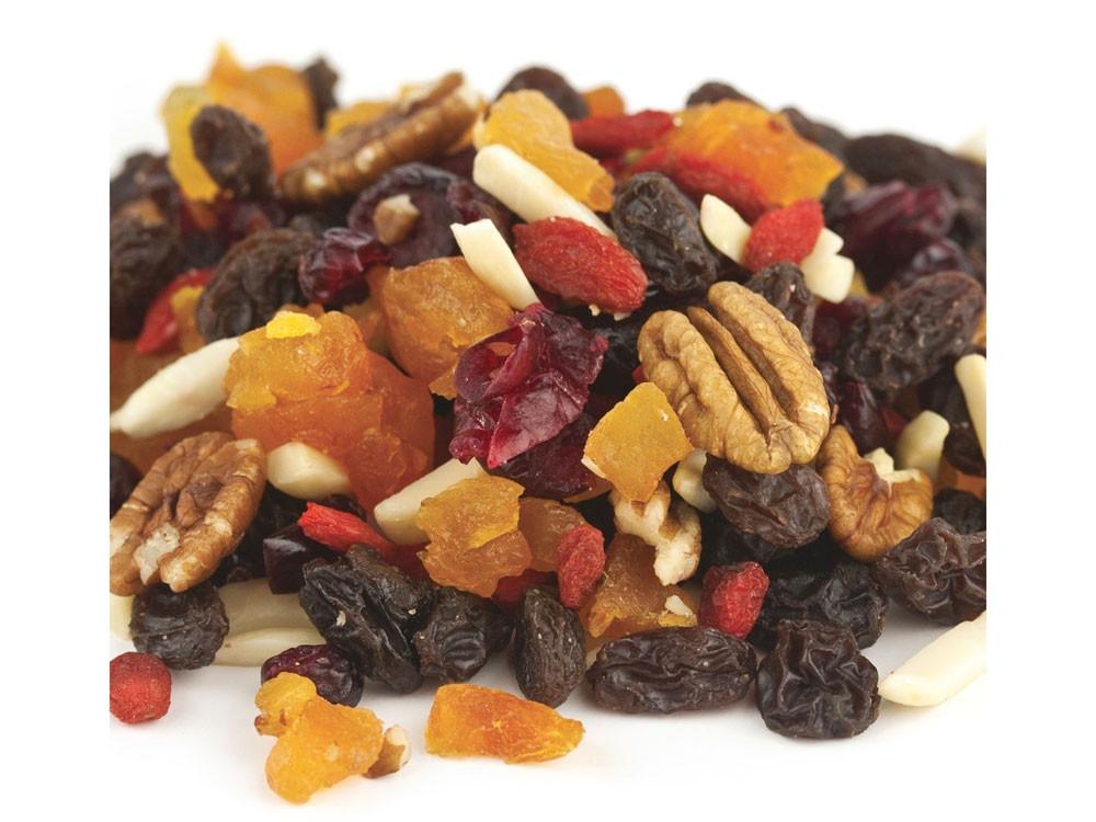 Bulk Healthy Snacks  Buy Goji Berry Healthy Bulk Snack Mix 10 lbs Vending