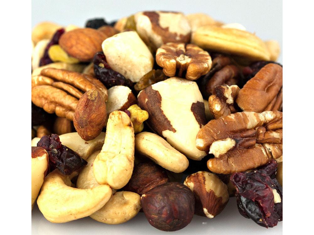 Bulk Healthy Snacks  Buy Nut tritious Healthy Bulk Snack Mix 10 lbs Vending