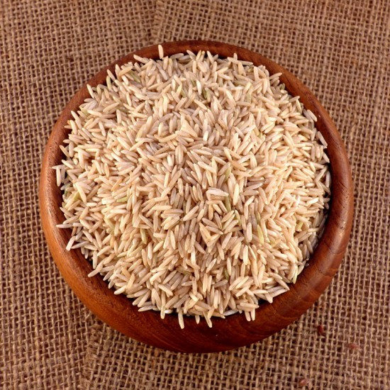 Bulk Organic Brown Rice  Organic Basmati Brown Rice