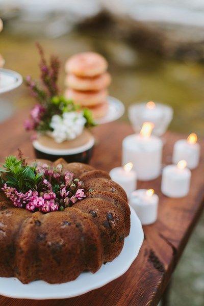 Bundt Wedding Cake  Wedding Cake Trends