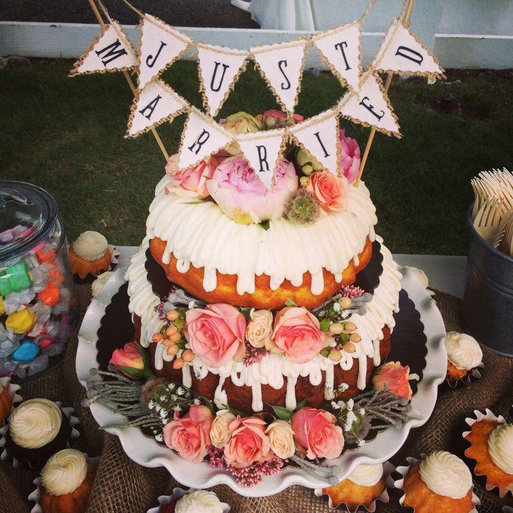 Bundt Wedding Cake  1000 images about Nothing Bundt Cakes on Pinterest
