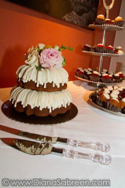 Bundt Wedding Cake  212 best images about Bundt Cake Wedding & Events on