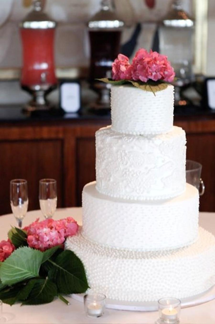 Buttercream Wedding Cakes  4 Tier Buttercream Wedding Cake CakeCentral